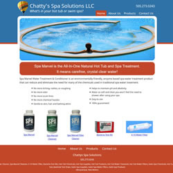 Chatty's Spa Solutions