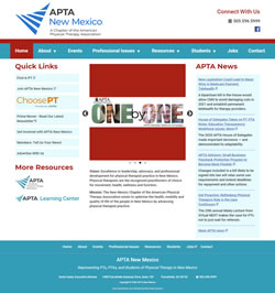 American Physical Therapists Assoc. New Mexico Chapter