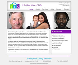 Therapeutic Living Services
